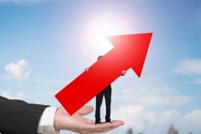 개인 매수 '강화'…코스피, 상승 전환·코스닥 3% 급등