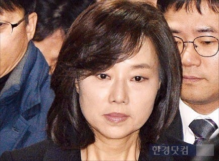 조윤선 전 청와대 정무수석비서관. / 사진=한경 DB