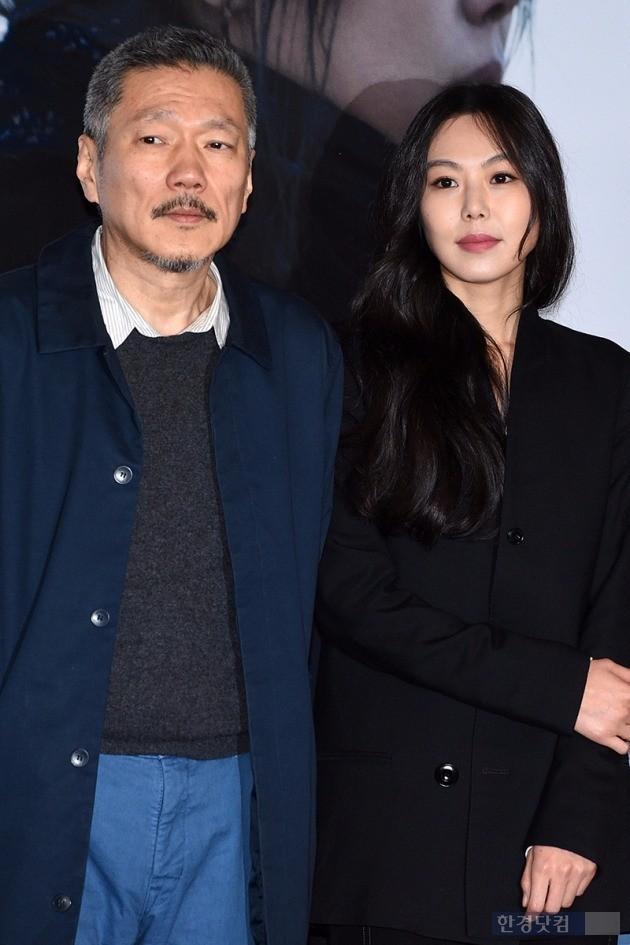 홍상수-김민희 / 사진=한경DB
