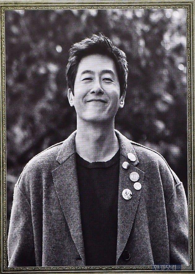 故 김주혁 <사진=사진공동취재단>