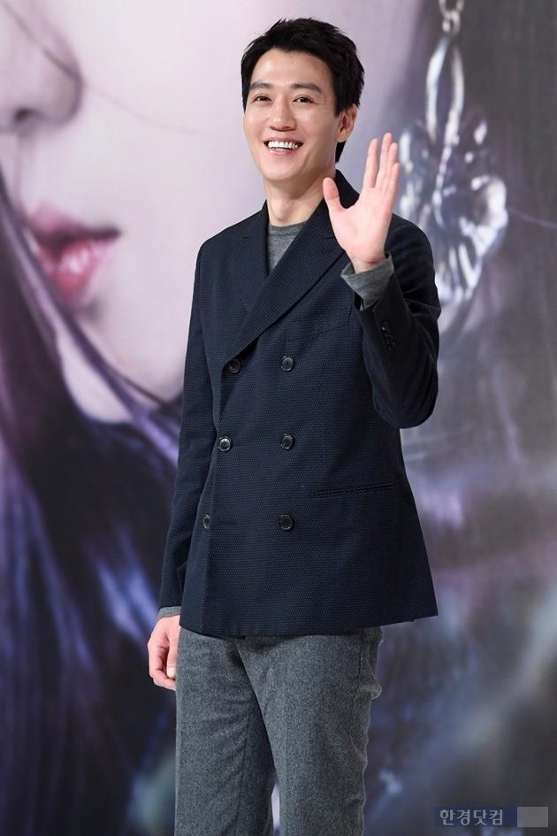 '흑기사' 김래원 /사진=변성현 기자