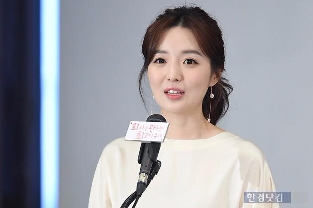 김소영 아나운서, IOK컴퍼니와 전속계약