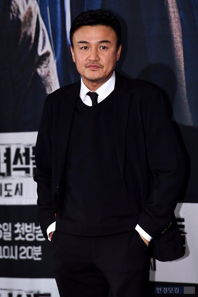 '나쁜 녀석들:악의 도시' 박중훈 /사진=최혁 기자