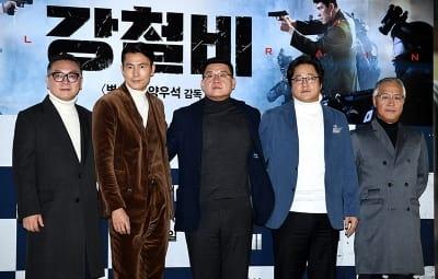 영화 강철비, '믿고 보는 배우&감독'