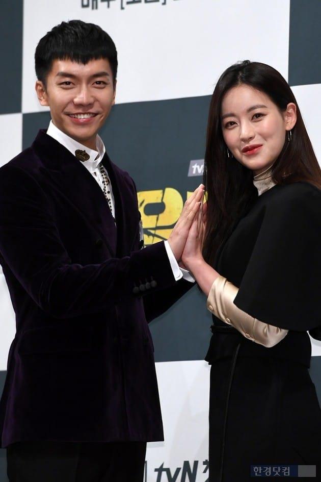 '화유기' 이승기 오연서 /사진=최혁 기자