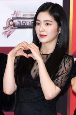 레드벨벳 아이린, '사랑스러움이 일상'(KBS 가요대축제)