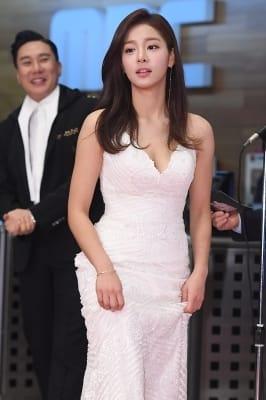설인아, '우월한 볼륨 몸매 뽐내며~' (MBC 방송연예대상)