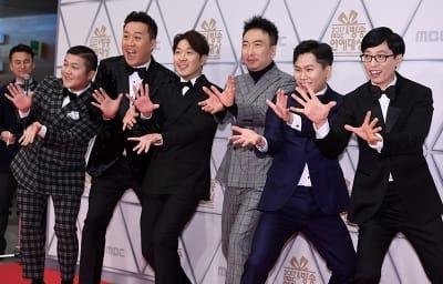 빠질 수 없는 손님 '무한도전' (MBC 방송연예대상)