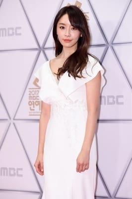 정유미, '감탄을 부르는 눈부신 미모' (MBC 방송연예대상)