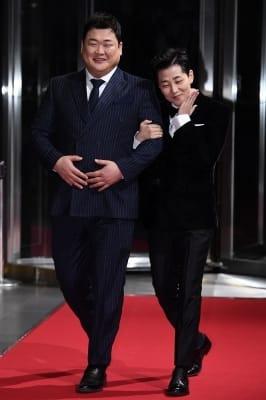 김준현-딘딘, '고목나무+매미'(SBS 연예대상)