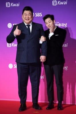 김준현-딘딘, '2017 예능의 신스틸러들'(SBS 연예대상)