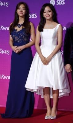조보아-세정, '정글에서도 살아남는 미모'(SBS 연예대상)