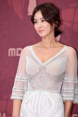 김성령, '감탄을 부르는 미모~' (MBC 연기대상)