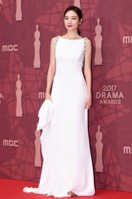 윤소희, '아름다운 모습에 눈길~' (MBC 연기대상)