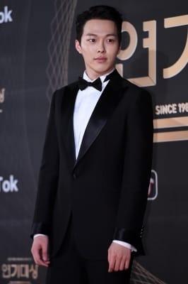 장기용, '잘~생겼다'(KBS 연기대상)