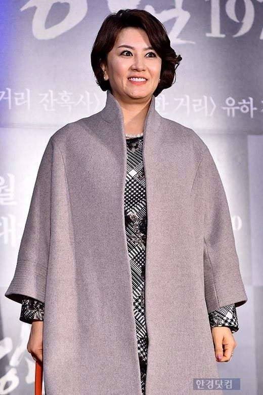 배우 김혜선 / 한경DB