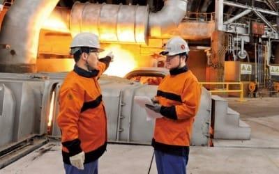 고부가 철강 판매·혁신으로… 글로벌 경쟁력 1위 달성