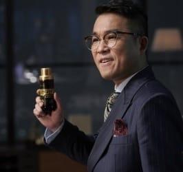 CJ헬스케어, '컨디션CEO' 모델에 가수 김건모 선정