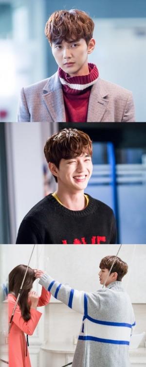 '로봇이 아니야' 유승호, 눈빛부터 미소까지… '심쿵 포인트' 공개