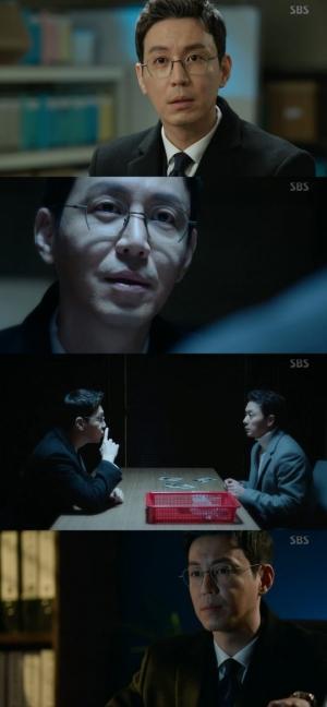 '의문의 일승' 최원영, 10년 전 진성그룹 사건 연루 형사...반전 엔딩