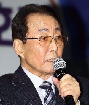 고건 전 국무총리 / 연합뉴스