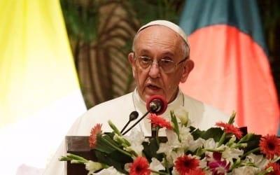 """교황 """"예루살렘으로 인한 폭력의 악순환 피해야"""""""