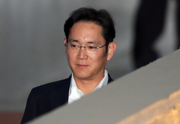 이재용 부회장 / 연합뉴스