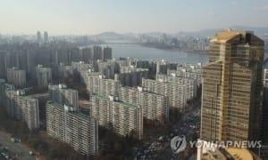 """로드맵·금리인상 발표…강남 일부 아파트 """"매수세 관망"""""""