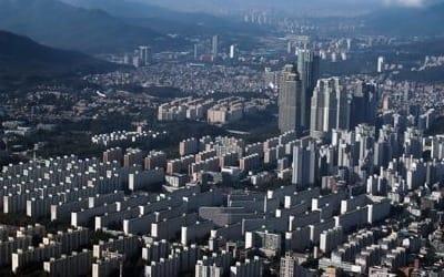 강남구 아파트값 3.3㎡당 4000만원 돌파… '재건축의 힘'