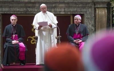 """교황, 쿠리아에 또 쓴소리…""""개혁의 적, 순교자 아닌 배신자"""""""