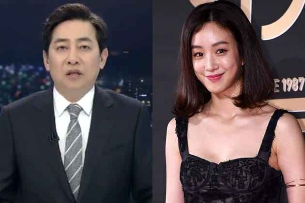 김성준 SBS 앵커, 정려원