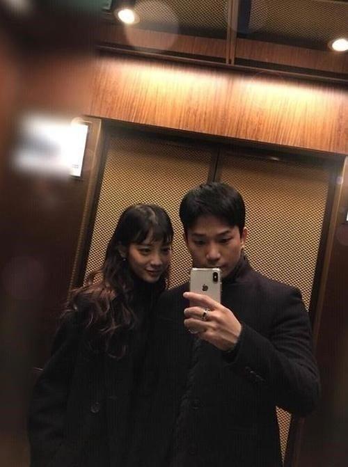 지오, 최예슬 열애 인정 / 지오 인스타그램