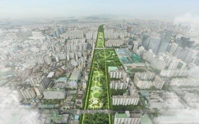 개발 청사진 수십 장… 서초구, 10년 후엔 '대한민국 서초시'