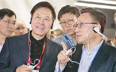 """""""AI·빅데이터는 우리가 중국에 뒤져""""… """"포스코 미래사업 찾기 위해 왔다"""""""