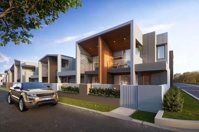호주의 '한 지붕 2가구' 듀얼 리빙…임대수익 높아 주목