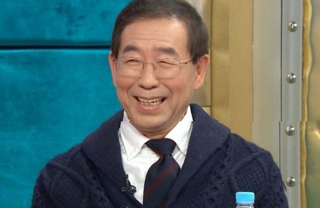 '라디오스타' 박원순 시장