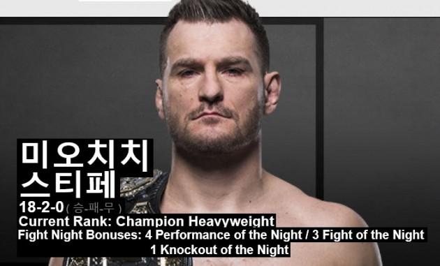 미오치치_UFC 홈페이지