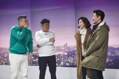 배우 김남주 약속 지켰다…JTBC '한끼줍쇼' 예능 나들이