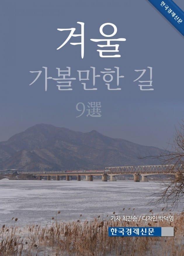 (카드뉴스) 겨울 가볼만한 길 9選