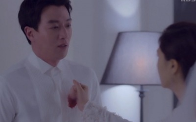 '흑기사' 김래원, 서지혜 칼에 찔렸다