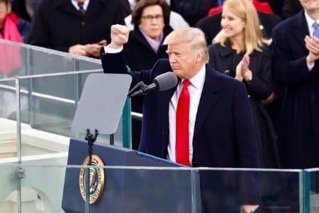 도널드 트럼프 미국 대통령. (사진=트럼프 대통령 트위터)
