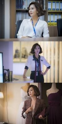 '미스티' 김남주, 5kg 감량…데뷔 이래 첫 키스신까지 '관전 포인트'