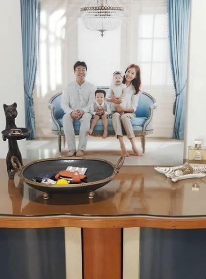 백종원-소유진 가족사진 공개 /사진=소유진 인스타그램