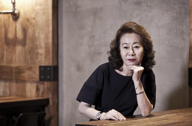 윤여정 인터뷰 / 사진 = CJ엔터테인먼트 제공