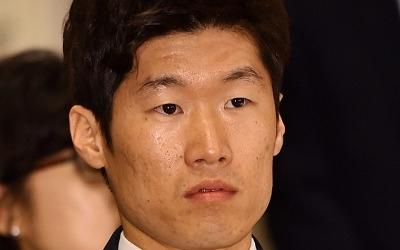 박지성, 모친상