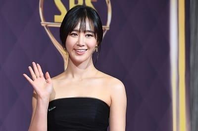 소녀시대 유리, '아름다운 미소~' (SBS 연기대상)