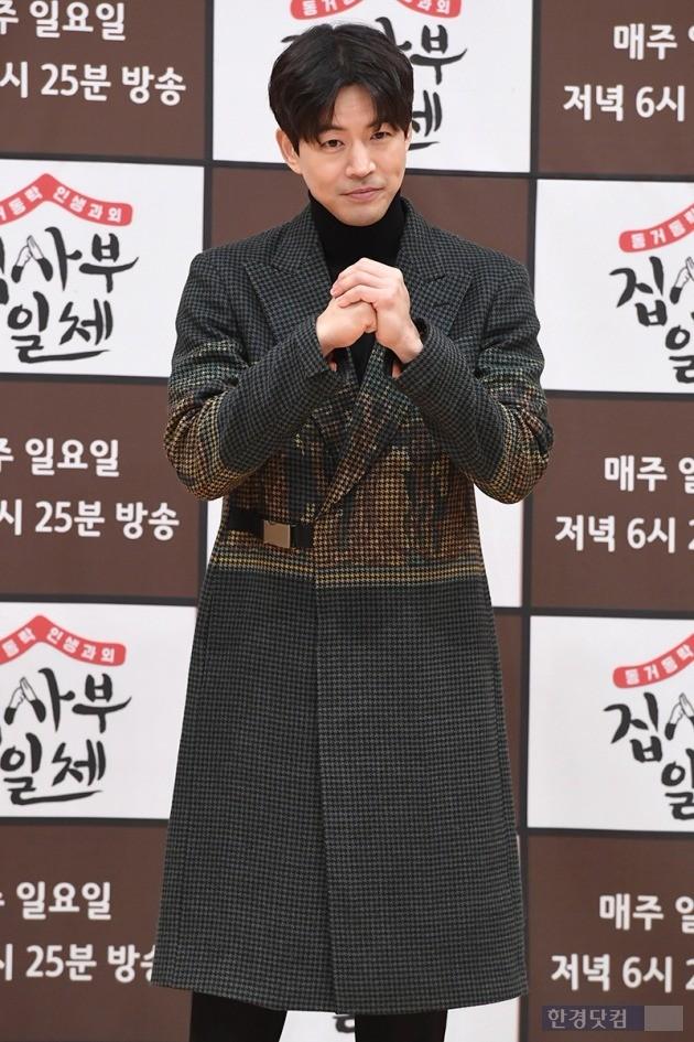 '집사부일체' 이상윤  /사진=변성현 기자