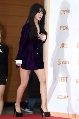 레드벨벳 아이린, '아름다운 모습에 시선강탈~' (골든디스크)