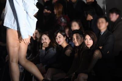 오윤아, '날카로운 눈매의 디자이너'