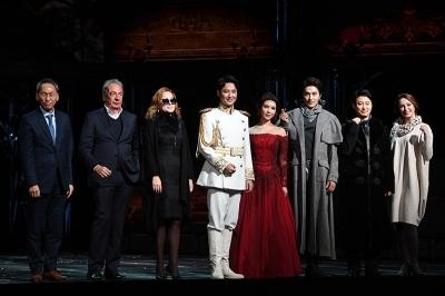 한국에서 만나는 첫 러시아 뮤지컬 '안나 카레니나'는 어떤 모습일까?